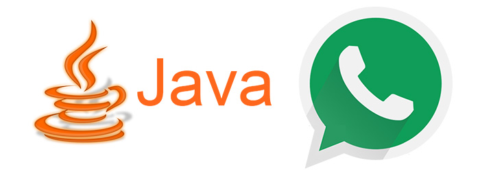 java-whatsapp