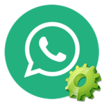 Настройки WhatsApp logo