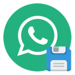 Как убрать сохранение фото в Whatsapp на Android и iPhone logo